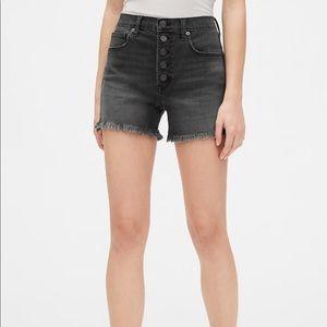 High Waisted Gap Shorts Size 29 EUC